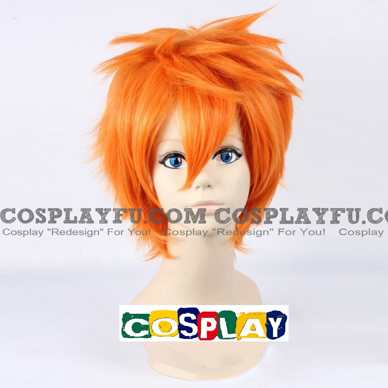 Rusty wig from Stella Glow