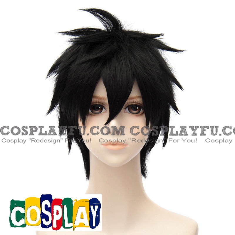 Raven Cronwell wig from Elsword