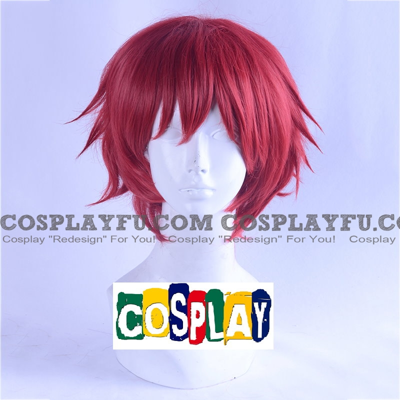 Karma Akabane wig from Assassination Classroom