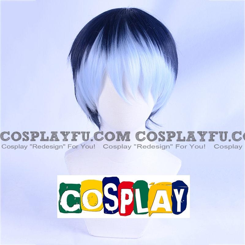 Yu Narukami wig from Shin Megami Tensei: Persona 4