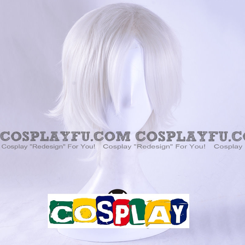 Allen Walker wig from D.Gray-Man