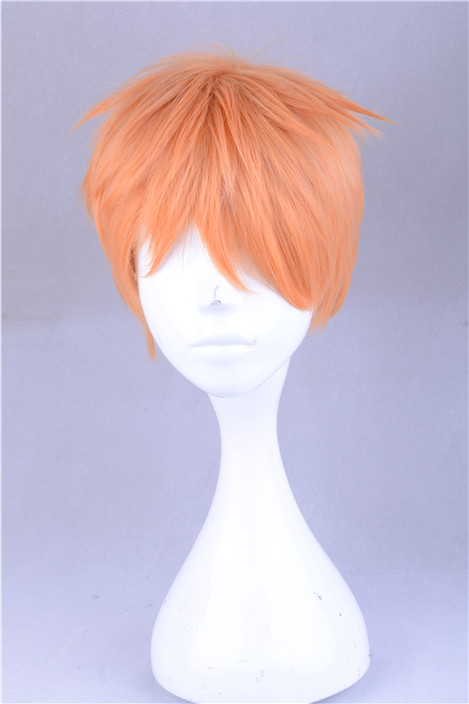 King wig from The 7 Deadly Sins
