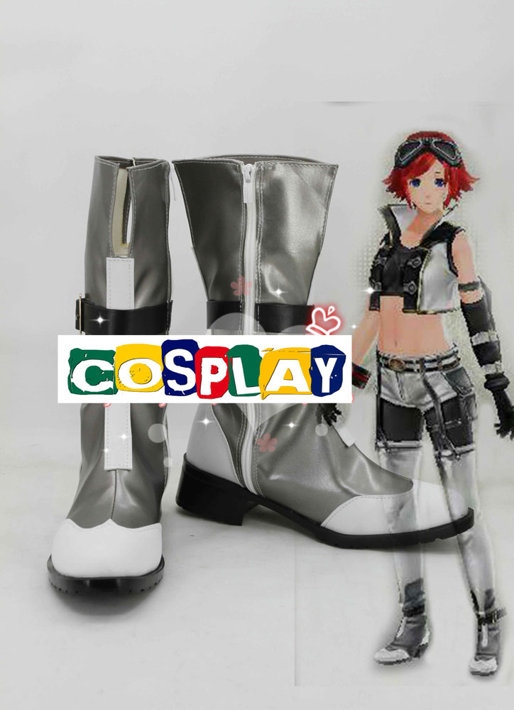 Alisa Shoes (3820) from Gods Eater Burst