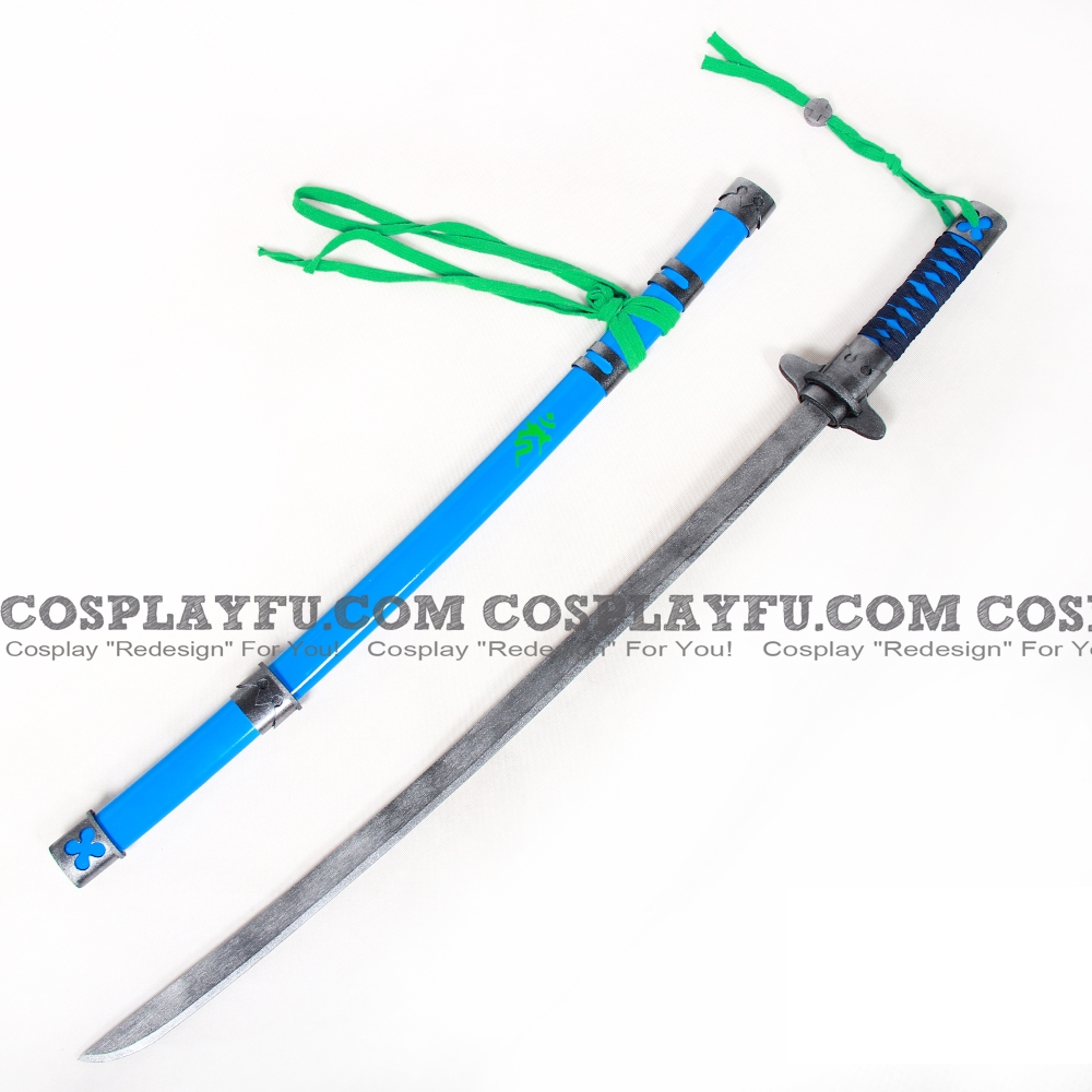 Rin Swords from Blue Exorcist