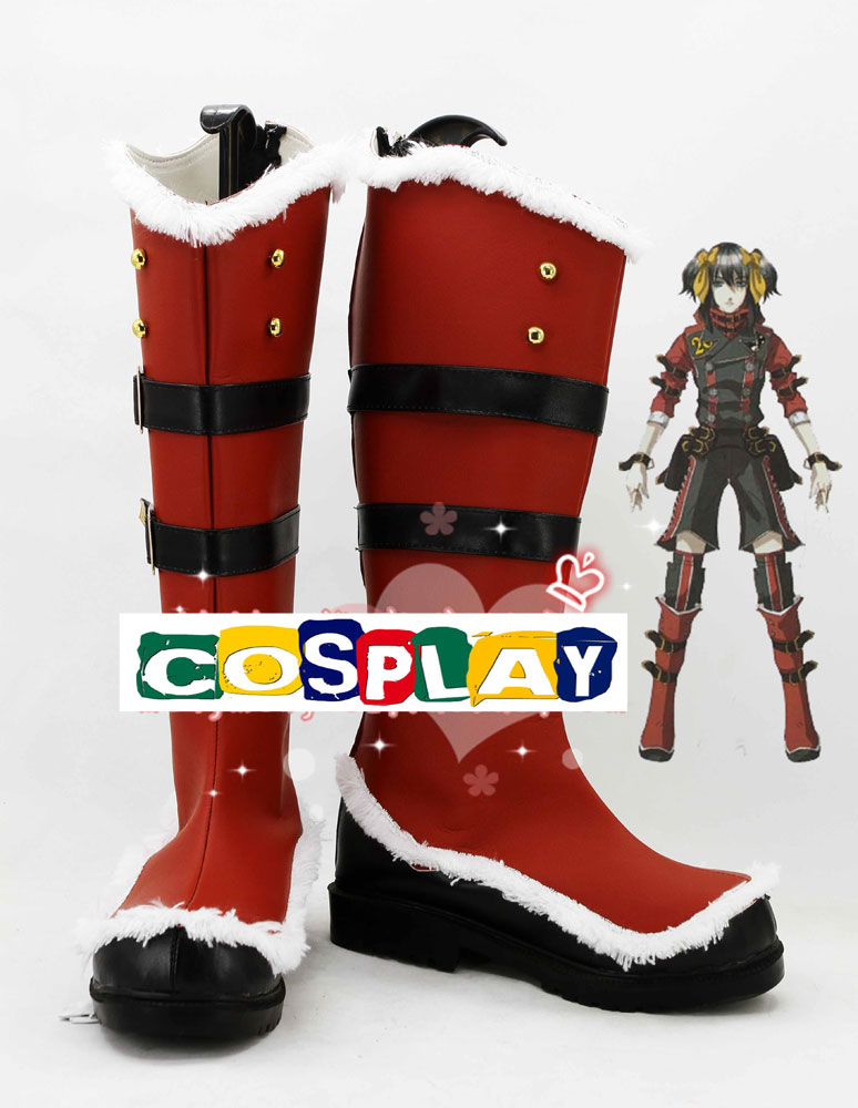 Gisele Shoes (3533) from Valkyria Chronicles