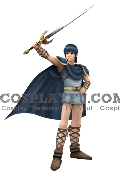 Fire Emblem: Awakening Marth Traje