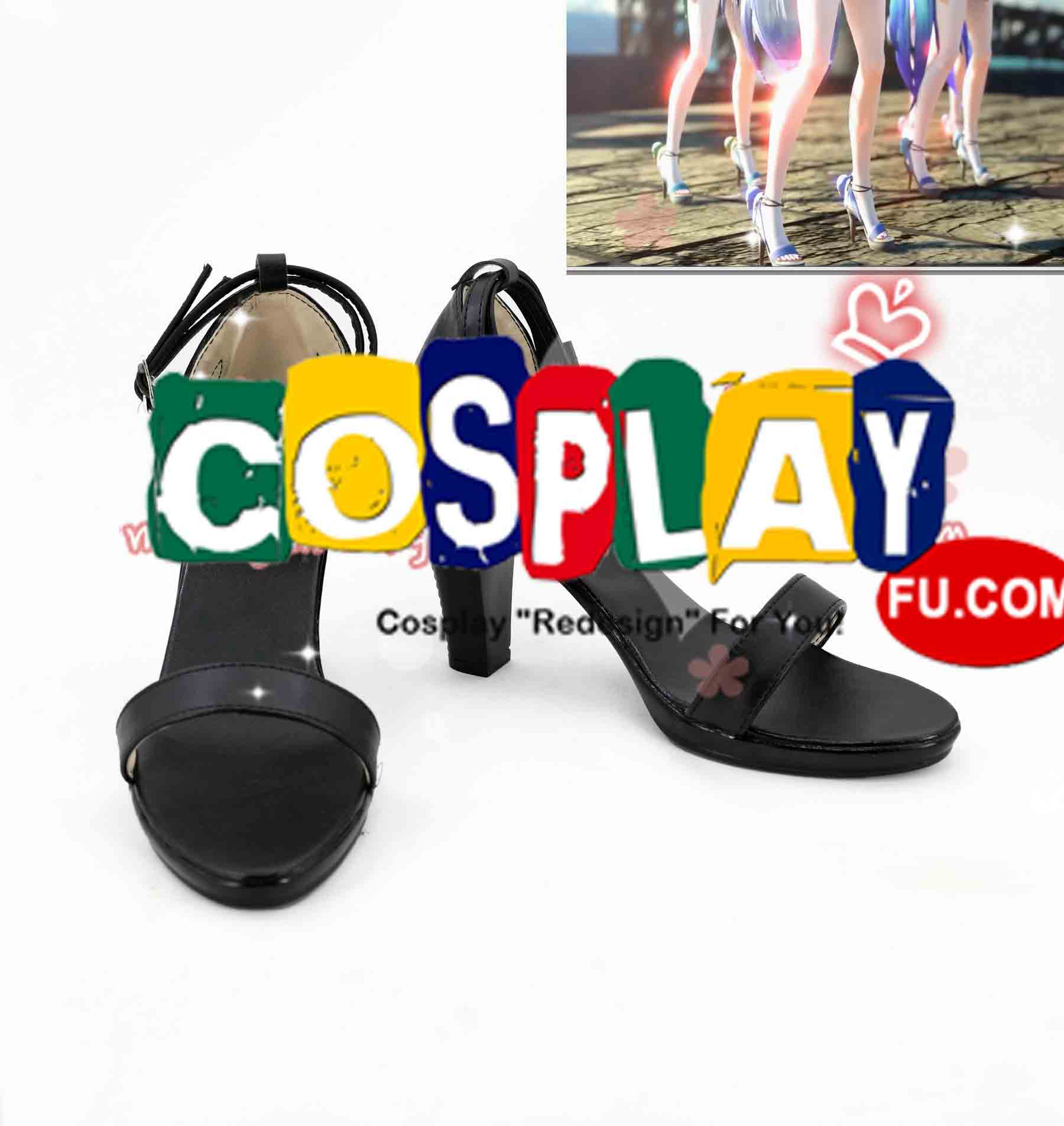 Haku Shoes (3456) from Vocaloid