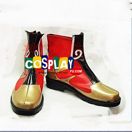 Zhou Yu Shoes from Dynasty Warriors (85)