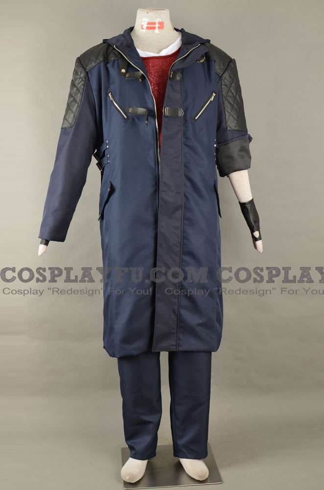 Nero Cosplay Costume from Devil May Cry 5