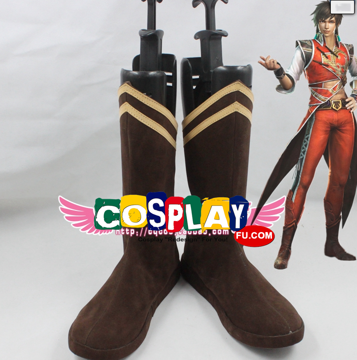 Lu Xun Shoes from Dynasty Warriors (2438)