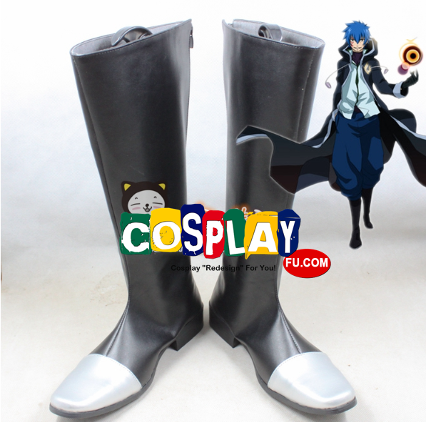Jellal Fernandes Shoes from Fairy Tail (0429)