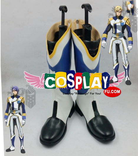 Mcgillis·Fareed Shoes from Mobile Suit Gundam: Iron-Blooded Orphans (6698)