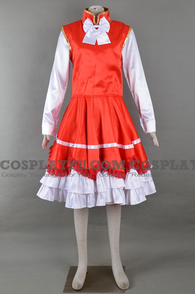 Touhou Project Chen Costume