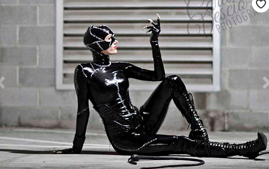 Catwoman Cosplay Costume from Batman