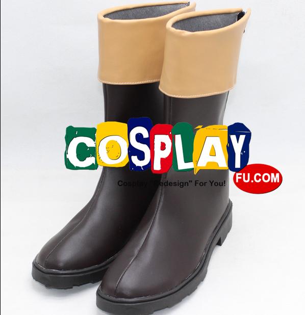 Kazuma Sato Shoes (9881) from KonoSuba: God's Blessing on This Wonderful World!