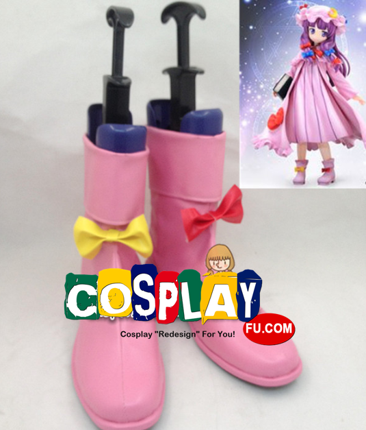 Patchouli Knowledge Shoes (9484) from Touhou Project