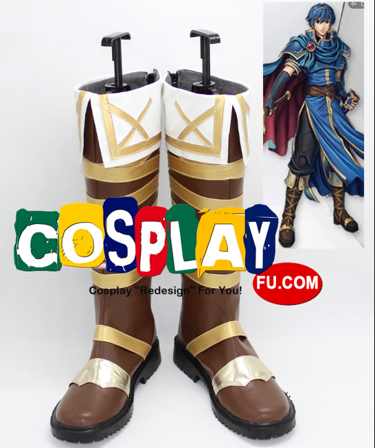 Fire Emblem: Awakening Marth Sapatos (0455)
