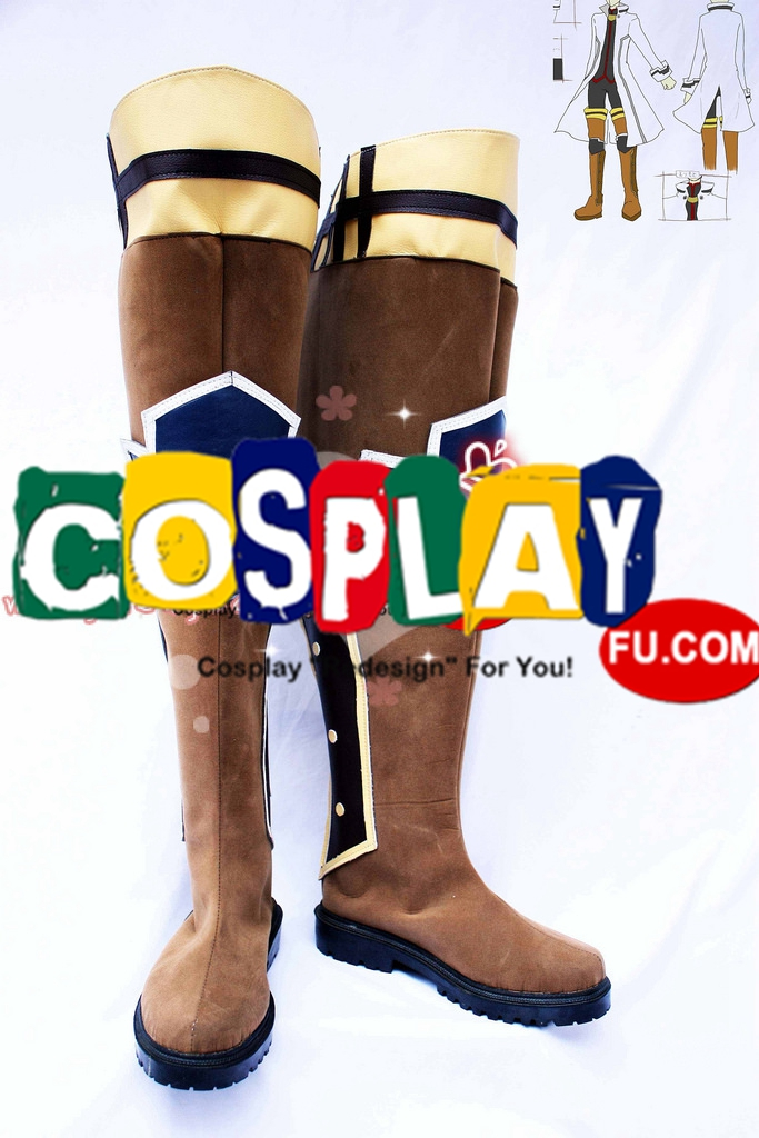 Aster Shoes (889) from Tales of Symphonia