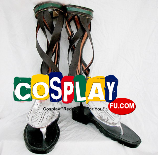 Sophitia Alexandra Shoes (393) from Soulcalibur