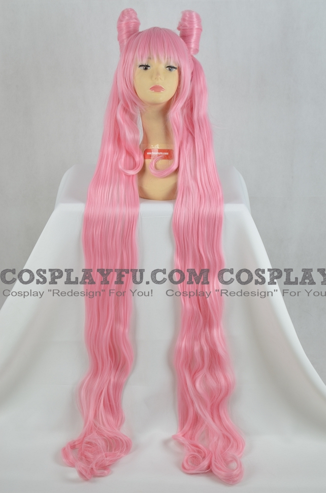 Black Lady Wig from Sailor Moon