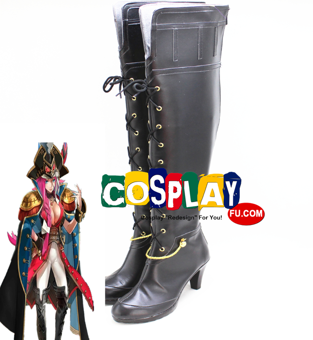 Francis Drake Shoes (4051) from Fate Stay Night