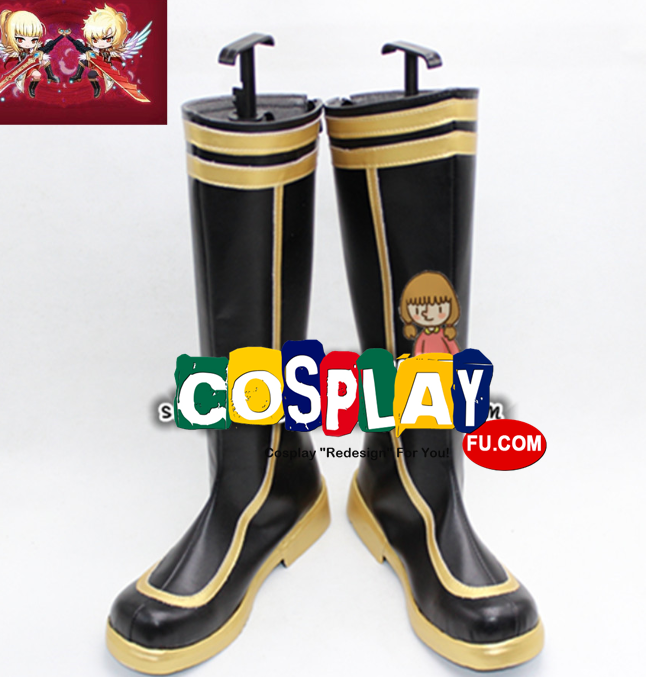 Alpha Shoes (4318) from Adventure Island