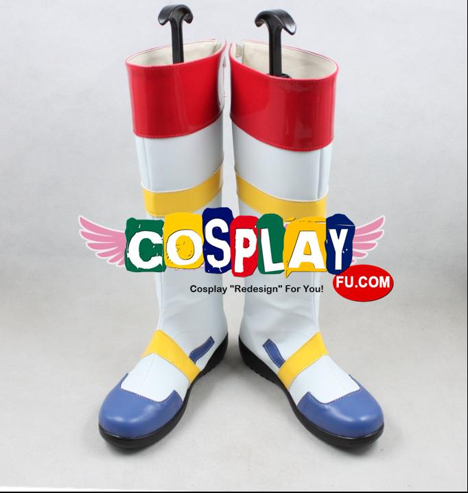 Wataru Ikusabe Shoes (9485) from Mashin Hero Wataru