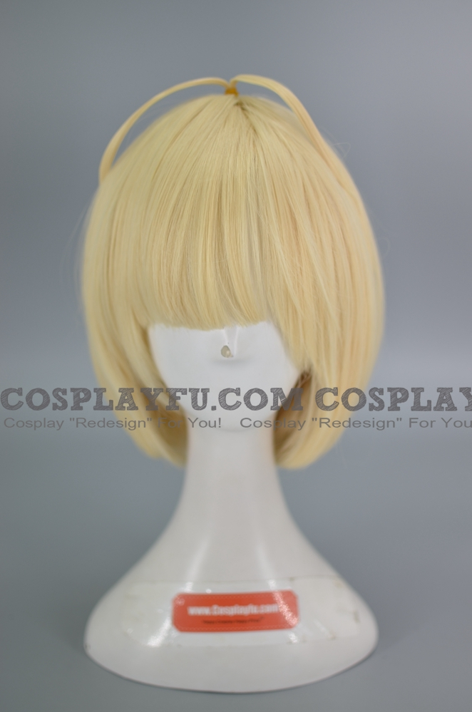 Emil Castagnier wig from Tales of Symphonia