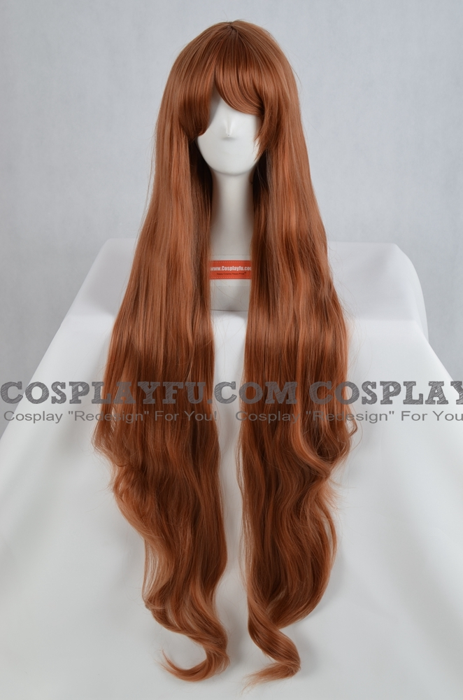 Nidalee the Bestial Huntress wig from League of Legends