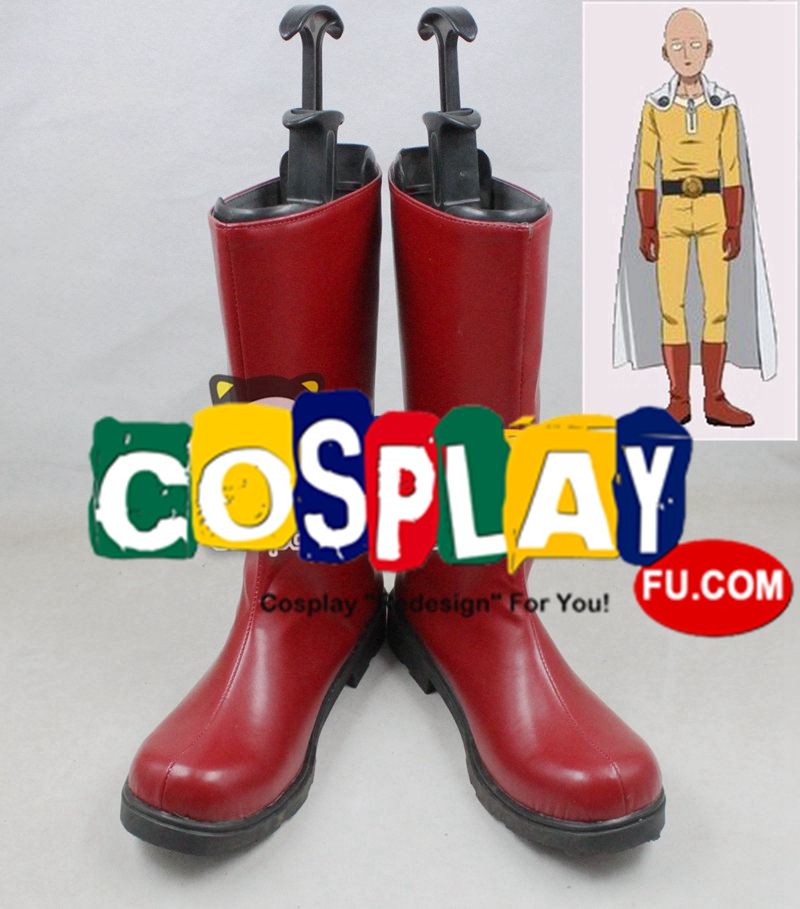 One Punch Man Saitama chaussures (5842)