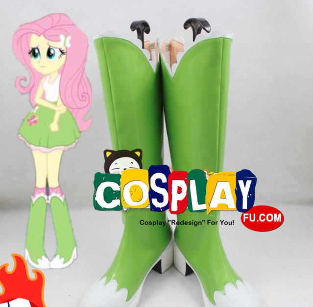 Fluttershy Shoes (4988) from My Little Pony