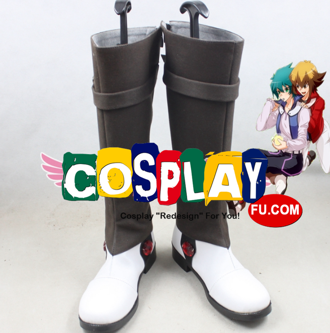 Jesse Anderson Shoes (7092) from Yu-Gi-Oh! GX