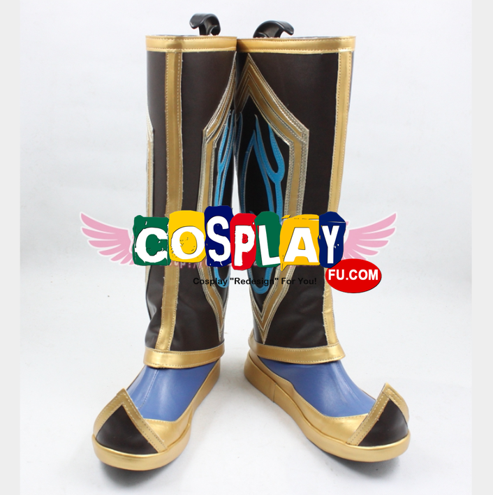 Cao Cao Shoes (2050) from Dynasty Warriors