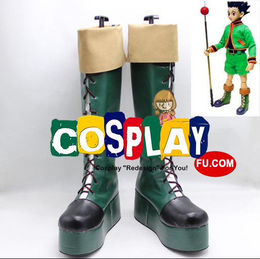 Gon Freecs Shoes (3769) from Hunter X Hunter