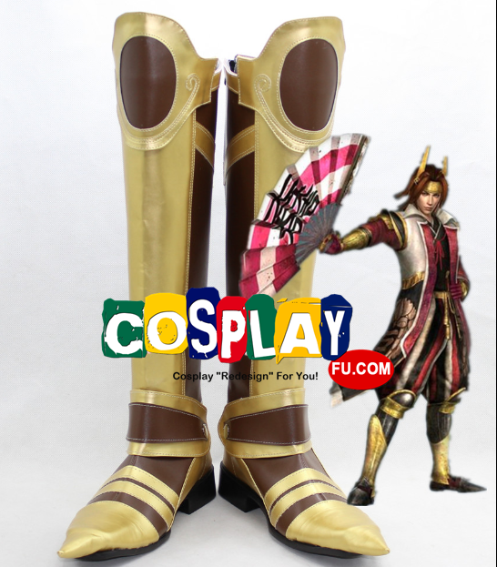 Ishida Mitsunari Shoes (7208) from Samurai Warriors
