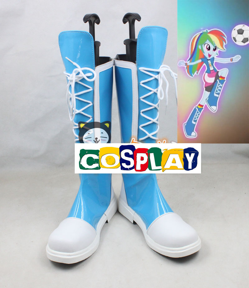 Rainbow Dash Shoes (5300) from My Little Pony
