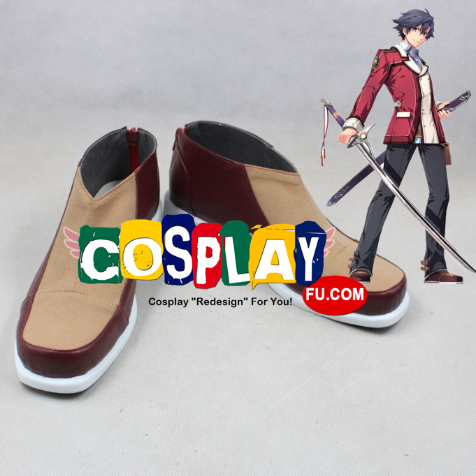 Rean Schwarzer Shoes (7068) from The Legend of Heroes