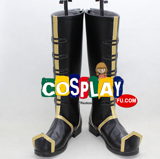 Xun Yu Shoes (0100) from Dynasty Warriors