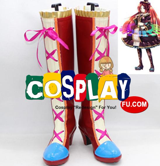 Vocaloid Namine Ritsu Scarpe (4831)