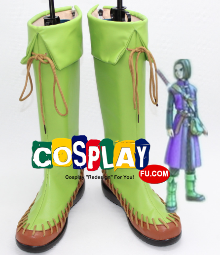Prince Anlace Shoes (6904) from Dragon Quest Swords: The Masked Queen and The Tower Of Mirrors