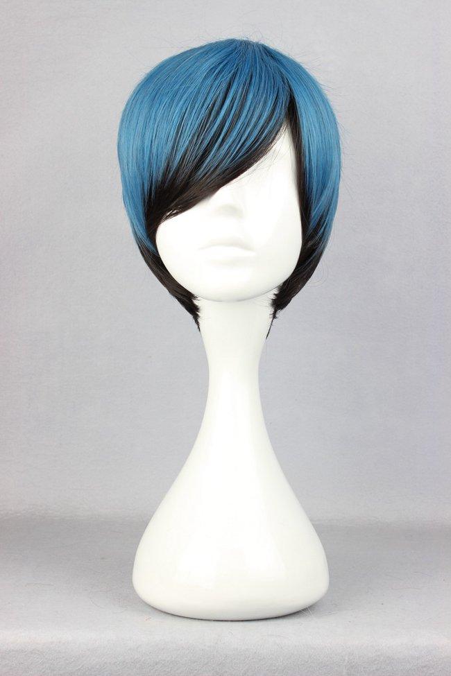 Kizuna Hida wig from Hybrid x Heart Magias Academy Ataraxia