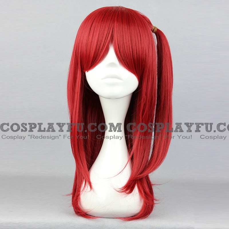 Morgiana wig from Magi: The Labyrinth of Magic