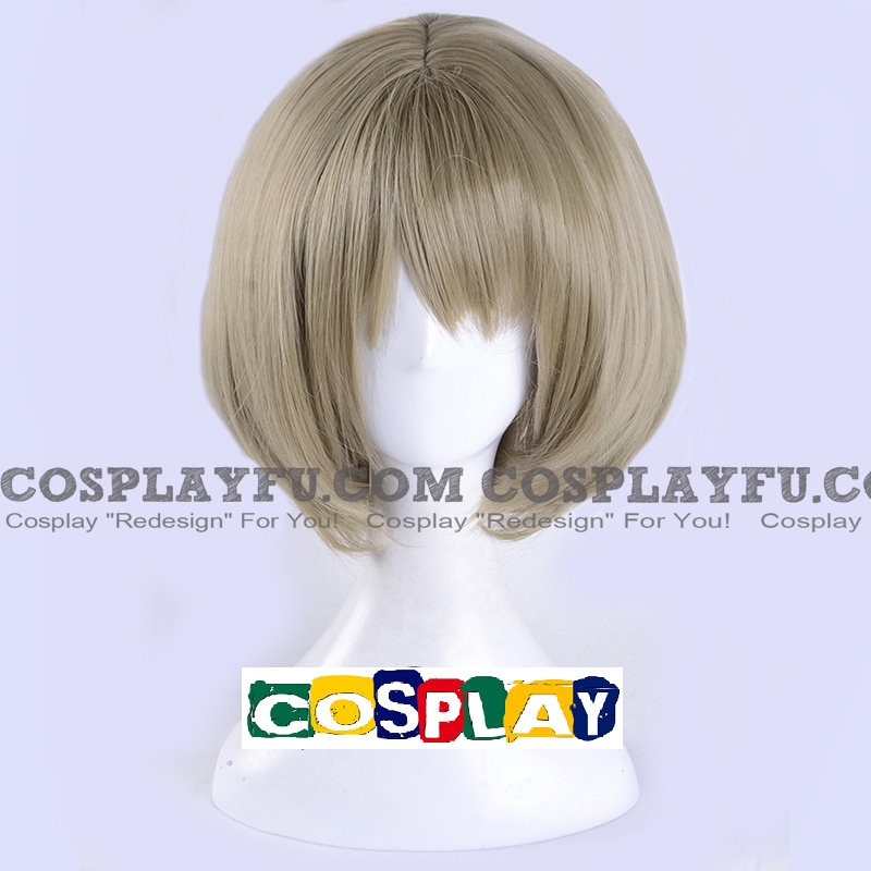 Kurz Nardin wig from The Legend of Heroes