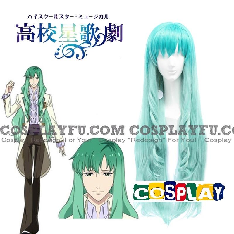 Lion Christian Yuzuriha wig from High School Star Musical