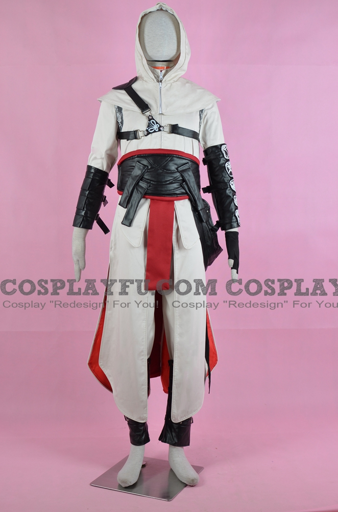 Custom Altair Cosplay Costume From Assassins Creed Cosplayfu Com