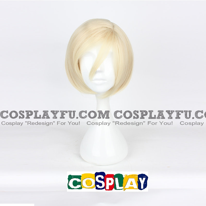Yuri Plisetsky wig from Yuri on Ice