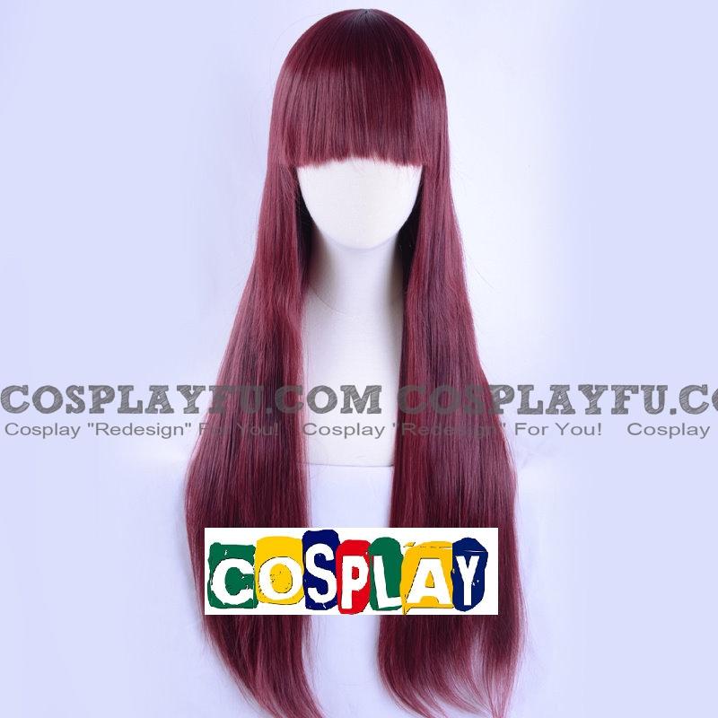 Irene Belserion peluca de Fairy Tail