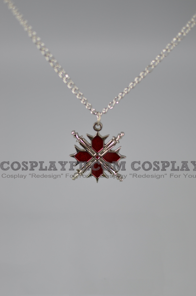 Zero Necklace from Vampire Knight