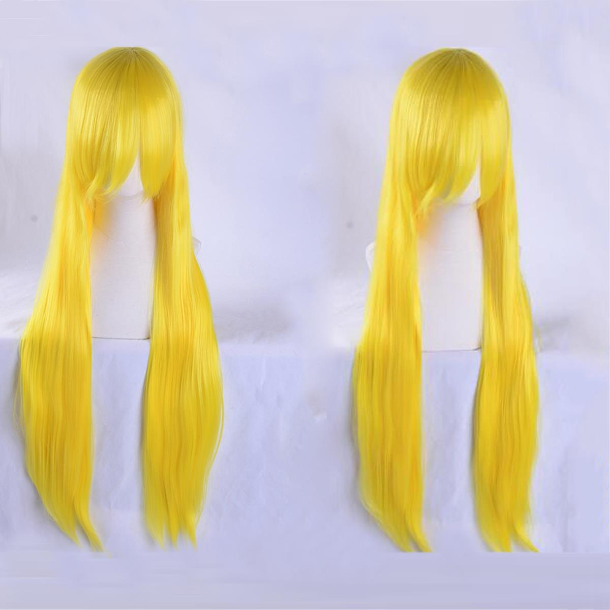Sailor Venus wig from Sailor Moon