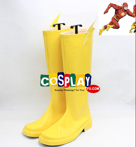 The Flash Shoes (8075) from DC comics